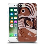 Official British Museum Images and Objects Greek Vase Fish Soft Gel Case for Apple iPhone 7