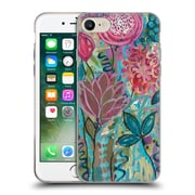 Official Carrie Schmitt Florals Persistence Soft Gel Case for Apple iPhone 7