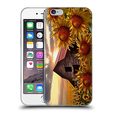 Official Celebrate Life Gallery Florals Sunflower Dance Soft Gel Case for Apple iPhone 6 / 6s