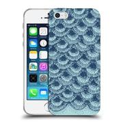 Official Caitlin Workman Modern Organic Burst Sea Soft Gel Case for Apple iPhone 5 / 5s / SE