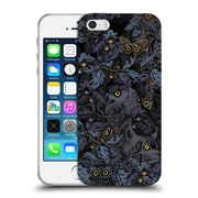 Official Celandine Camouflage Fit In Blue Soft Gel Case for Apple iPhone 5 / 5s / SE