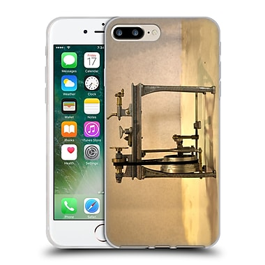 Official Celebrate Life Gallery Tools Lathe 2 Soft Gel Case for Apple iPhone 7 Plus
