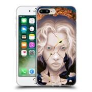 Official Daniel Conway Surreal Portraits Broken Kintsugi Soft Gel Case for Apple iPhone 7 Plus