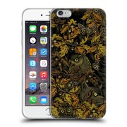 Official Celandine Camouflage Fit In Orange Soft Gel Case for Apple iPhone 6 Plus / 6s Plus