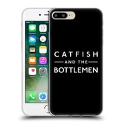 Official Catfish and the Bottlemen Key Art Logo Soft Gel Case for Apple iPhone 7 Plus