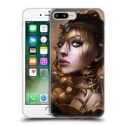 Official Daniel Conway Surreal Portraits All The Glitters Soft Gel Case for Apple iPhone 7 Plus