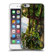 Official Celebrate Life Gallery Bicycle Morning Ride Soft Gel Case for Apple iPhone 6 Plus / 6s Plus