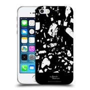 Official British Museum Decoration and Ceremony BW Prints Soft Gel Case for Apple iPhone 5 / 5s / SE