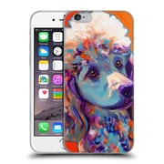 Official Dawgart Dogs Poodle Bonnie Soft Gel Case for Apple iPhone 6 / 6s