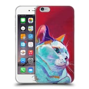 Official DAWGART CATS Pixie Girl Soft Gel Case for Apple iPhone 6 Plus / 6s Plus
