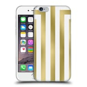 Official Caitlin Workman Modern Gold 02 Soft Gel Case for Apple iPhone 6 / 6s