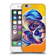Official Dawgart Dogs 2 Shih Tzu Lacey Soft Gel Case for Apple iPhone 6 / 6s