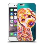 Official Dawgart Dogs 2 Poodle Curly Soft Gel Case for Apple iPhone 6 / 6s
