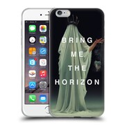 Official BRING ME THE HORIZON Key Art Cloaked White Soft Gel Case for Apple iPhone 6 Plus / 6s Plus