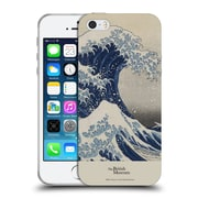Official British Museum Images and Objects Under The Wave Soft Gel Case for Apple iPhone 5 / 5s / SE