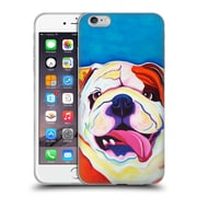Official Dawgart Dogs Bully Grin Soft Gel Case for Apple iPhone 6 Plus / 6s Plus