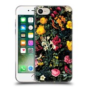 Official Burcu Korkmazyurek Birds and Floral Pink Soft Gel Case for Apple iPhone 7