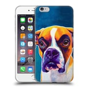 Official Dawgart Dogs Boxer Koda Soft Gel Case for Apple iPhone 6 Plus / 6s Plus