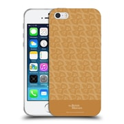 Official British Museum Decoration and Ceremony Slanted Pattern Soft Gel Case for Apple iPhone 5 / 5s / SE