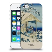 Official British Museum Images and Objects Morning After Soft Gel Case for Apple iPhone 5 / 5s / SE