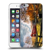 Official Celebrate Life Gallery Landscape Country Covered Bridge Soft Gel Case for Apple iPhone 6 Plus / 6s Plus