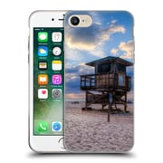 Official Celebrate Life Gallery Beaches Alone At Sunrise Soft Gel Case for Apple iPhone 7