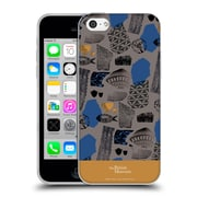 Official British Museum Community and Nurture Fish And Jars Soft Gel Case for Apple iPhone 5c