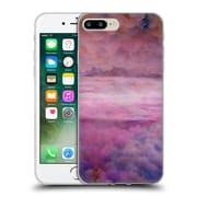 Official Caleb Troy Clouds Orange Berry Clouds Soft Gel Case for Apple iPhone 7 Plus