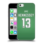 Official Crystal Palace FC 2016/17 Players Away Kit Wayne Hennessey Soft Gel Case for Apple iPhone 5c