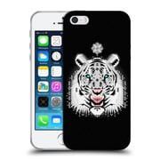 Official Chobopop Animals Snow Tiger Soft Gel Case for Apple iPhone 5 / 5s / SE