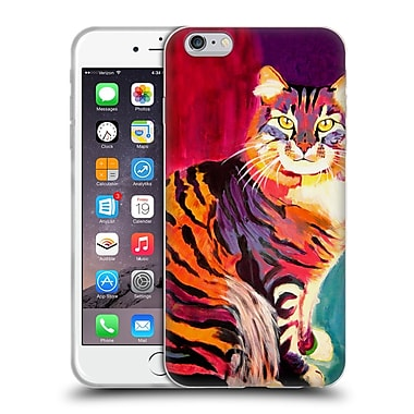 Official DAWGART CATS Guilley Cabil Soft Gel Case for Apple iPhone 6 Plus / 6s Plus