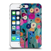 Official Carrie Schmitt Florals Nurture Your Soul Soft Gel Case for Apple iPhone 5 / 5s / SE