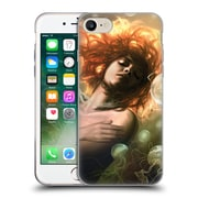 Official Daniel Conway Surreal Portraits Softly Sleeping Soft Gel Case for Apple iPhone 7