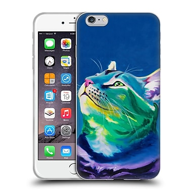 Official DAWGART CATS My Piece of Sky Soft Gel Case for Apple iPhone 6 Plus / 6s Plus