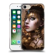 Official Daniel Conway Surreal Portraits All The Glitters Soft Gel Case for Apple iPhone 7