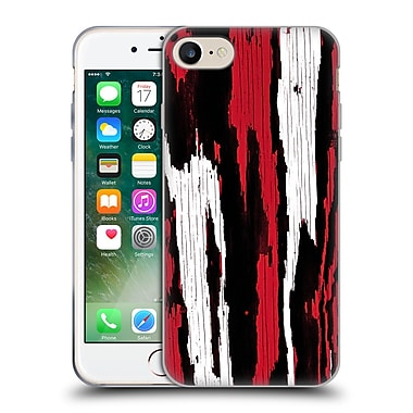 Official Caleb Troy Wood Crimson Splinters Soft Gel Case for Apple iPhone 7