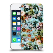 Official Burcu Korkmazyurek Floral Summer Botanical VI Soft Gel Case for Apple iPhone 5 / 5s / SE
