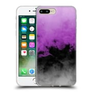 Official Caleb Troy Clouds Zero Visibility Orchid Soft Gel Case for Apple iPhone 7 Plus