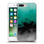 Official Caleb Troy Clouds Zero Visibility Emerald Soft Gel Case for Apple iPhone 7 Plus