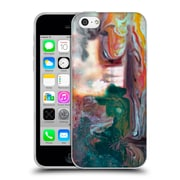 Official Demian Dressler Series Prismatica Neither Neither Tree Soft Gel Case for Apple iPhone 5c