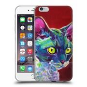 Official DAWGART CATS Devon Rex Soft Gel Case for Apple iPhone 6 Plus / 6s Plus