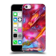Official Demian Dressler Series Prismatica Homecoming Soft Gel Case for Apple iPhone 5c