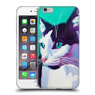 Official DAWGART CATS Kitty Soft Gel Case for Apple iPhone 6 Plus / 6s Plus