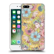 Official Celandine Wild Things The Wild Side Pastel Soft Gel Case for Apple iPhone 7 Plus
