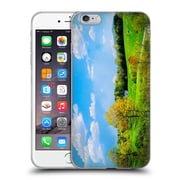 Official Celebrate Life Gallery Landscape Country Road In The Blue Ridge Soft Gel Case for Apple iPhone 6 Plus / 6s Plus