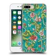 Official Celandine Wild Things Morning Song Turquoise Soft Gel Case for Apple iPhone 7 Plus