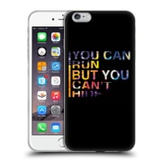Official BRING ME THE HORIZON Key Art You Can Run Soft Gel Case for Apple iPhone 6 Plus / 6s Plus