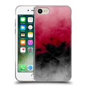 Official Caleb Troy Clouds Zero Visibility Crimson Soft Gel Case for Apple iPhone 7