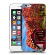 Official Celebrate Life Gallery Landscape Country Lane Soft Gel Case for Apple iPhone 6 Plus / 6s Plus