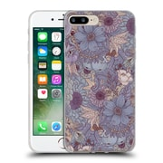 Official Celandine Wild Things The Wild Side Lavender Soft Gel Case for Apple iPhone 7 Plus
